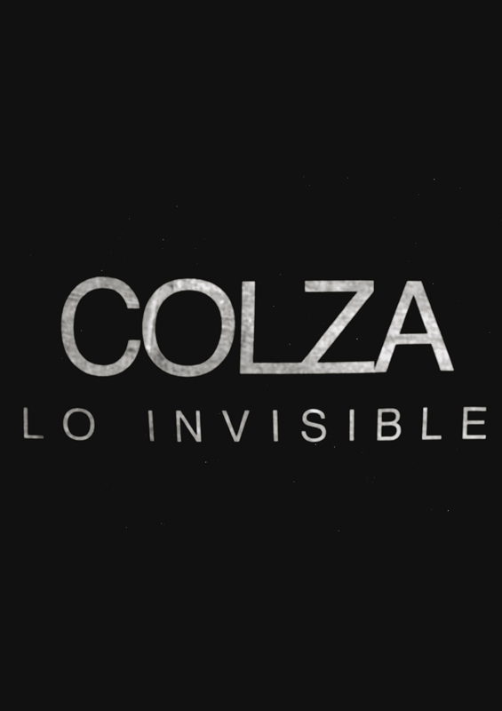 Póster Colza, Lo Invisible