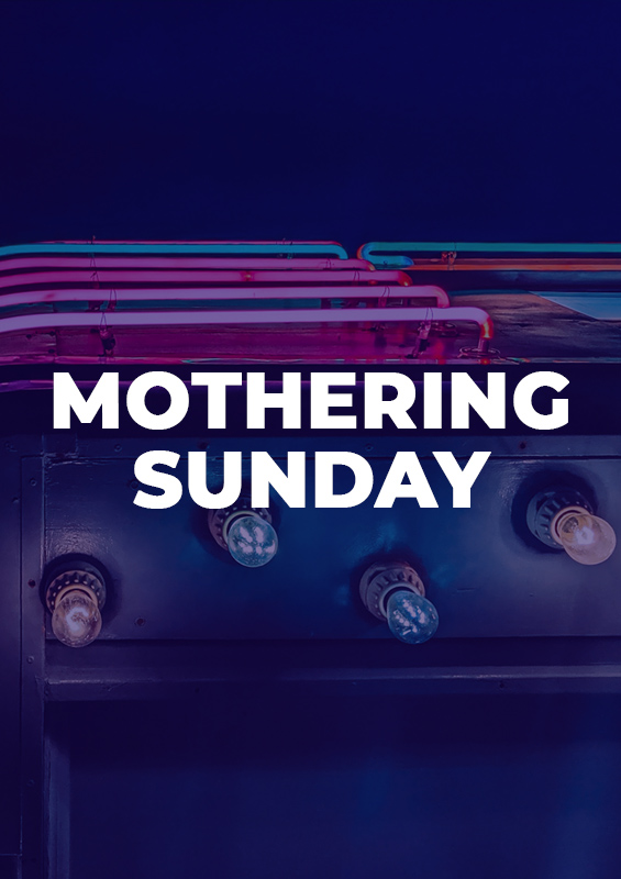 Póster Mothering Sunday