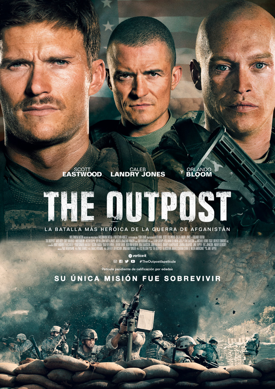 Póster The Outpost